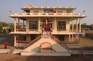 The New Gya House, Dec 2005